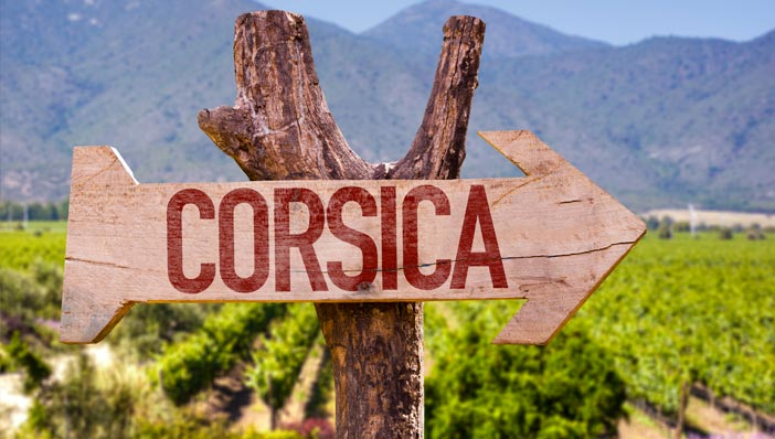 come arrivare in Corsica