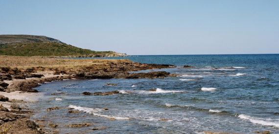 spiaggia Tamarone Corsica