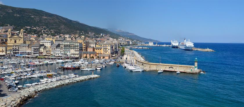 archeologia marina Corsica 2017