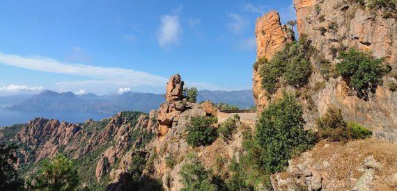 calanchi di Piana Corsica