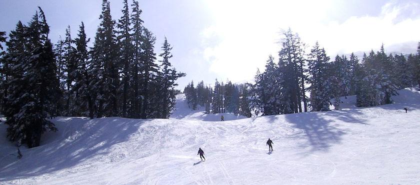 Corsica dove sciare