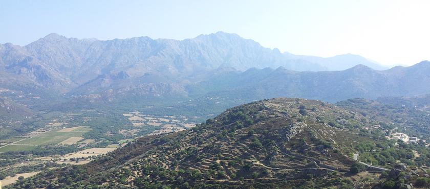 Corsica trekking