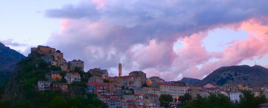 Corte Corsica cosa vedere