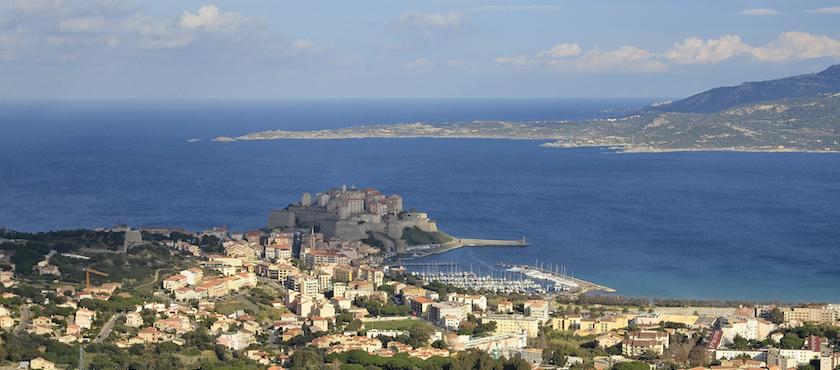 Corsica costa nord