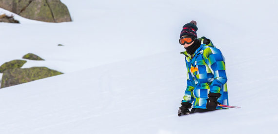 sciare ad aprile