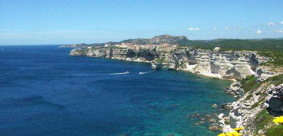 Corsica costa sud