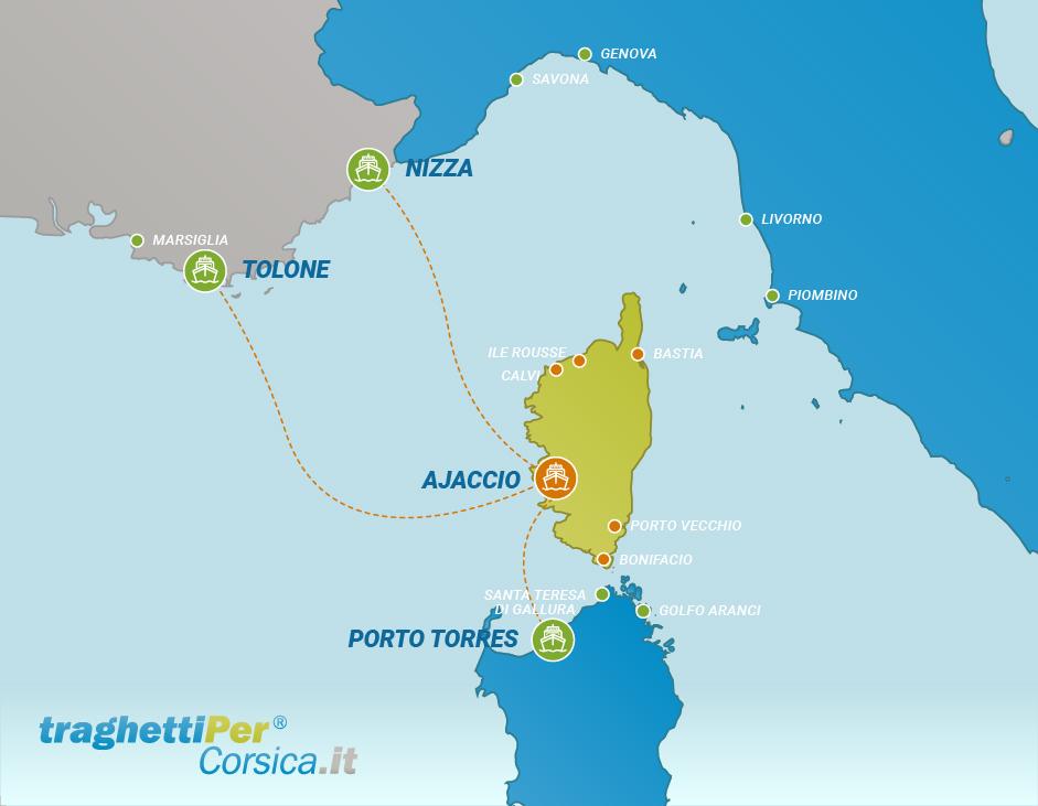 Porto di Ajaccio