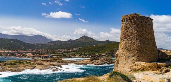prima volta in Corsica