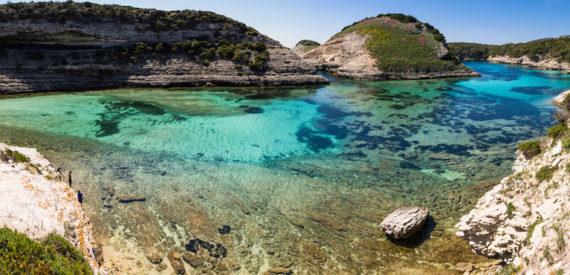 Corsica spiagge agosto