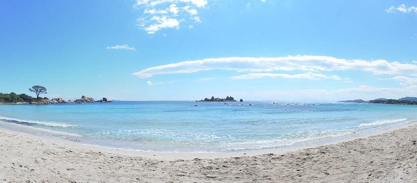 Corsica sud spiagge