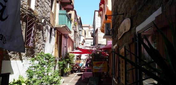 Porto-Vecchio: zwei Kunstgalerien