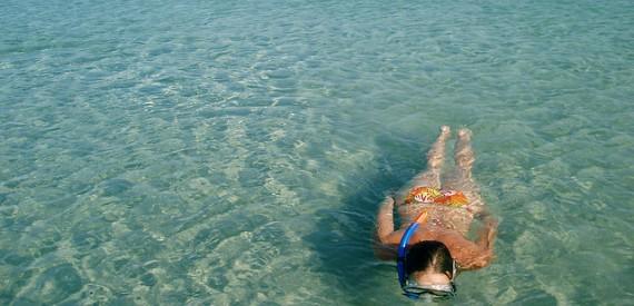 Korsika, an denen man schnorchel gehen kann