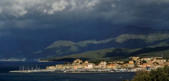eine Woche Urlaub in Korsika